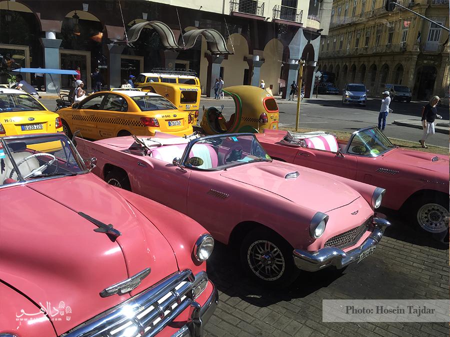در هاوانا لذت سواری در ماشینهای کلاسیک را تجربه کنید. همسفران ما این فرصت را داشتند. چرا نفر بعدی شما نباشید؟