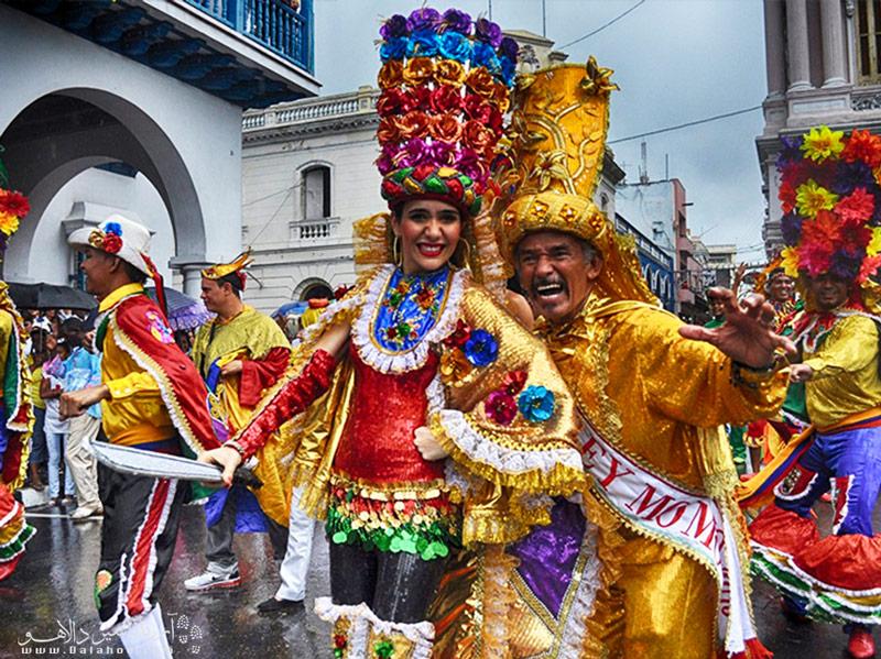 در روزهای جنگ، ریاضت، جیرهبندی و دوران سخت گذشته، کوباییها دست از برگزاری فستیوالهای شاد خود از جمله جویی دیویوره برنداشتند.