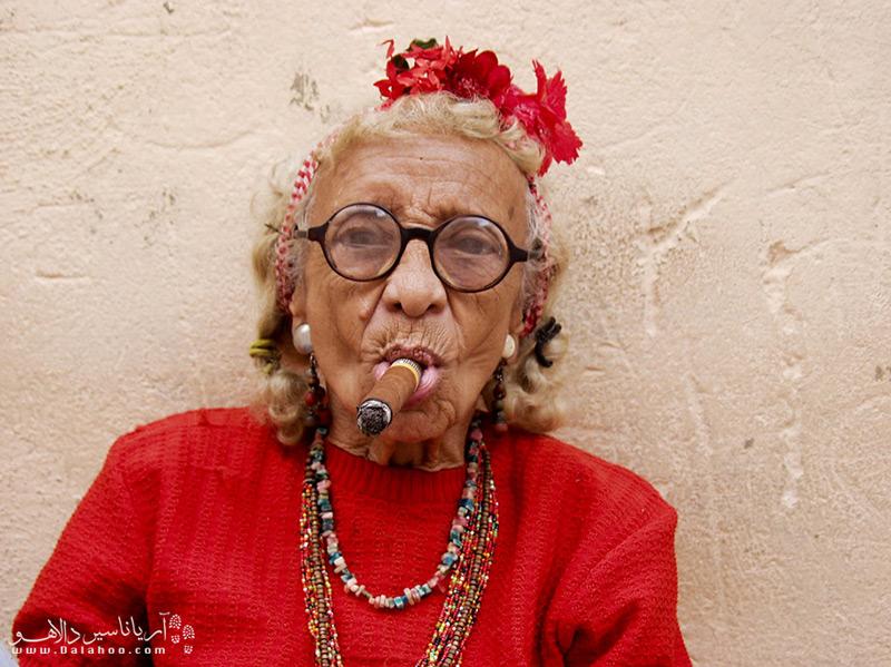 مادربزرگهای کوبایی حرفهای بسیاری برای گفتن به نسل آیندهشان دارند.