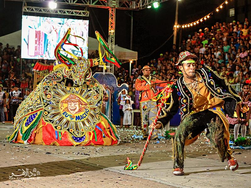 بومبا مئو بُی: فستیوال سنتی زنده کردن گاو نر