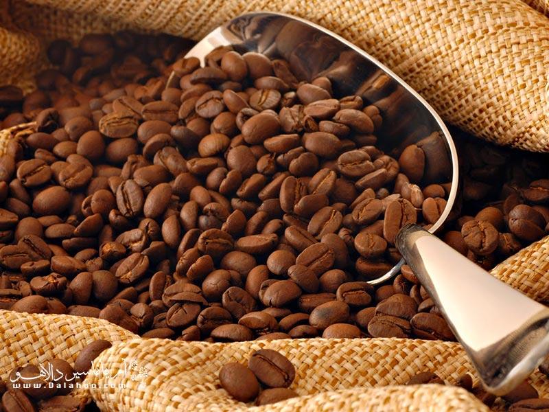 شهرت قهوه برزیلی جهانی است.