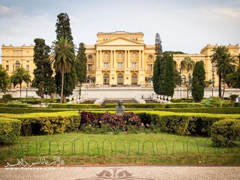 در سفر به برزیل بازدید از موزه پائولیستا را از دست ندهید.
