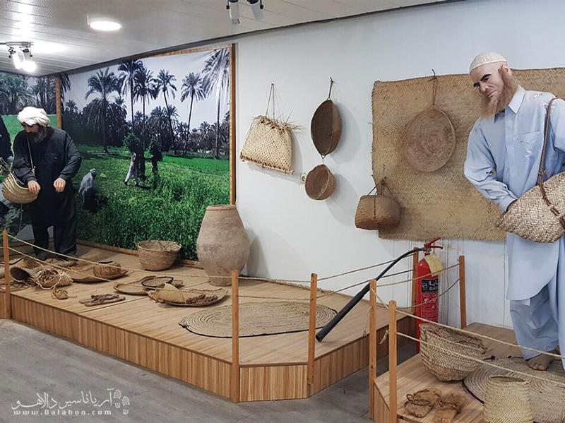 در موزه چابهار با دیدنیهای چابهار با عکس و ماکت آشنا شوید.
