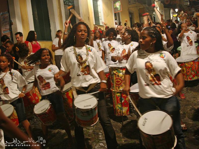 موسیقیدانان برزیلی سبکهای خاص و منحصربهفردی دارند.
