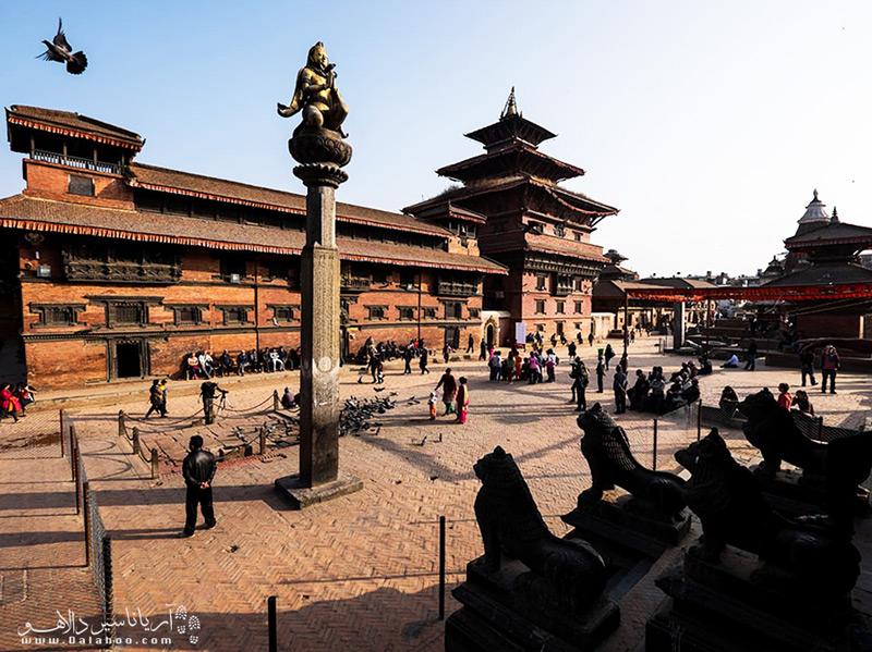 استوپای بودانات یکی ازمقدسترین، بزرگترین و البته قدیمیترین معابد بودایی است.