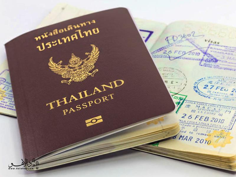 چطور ویزای تایلند بگیریم؟