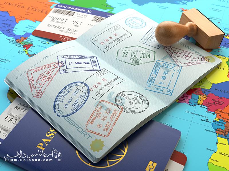 هماکنون با گذرنامه ایرانی میتوان به بیش از 40 کشور از قارههای گوناگون سفر کرد.