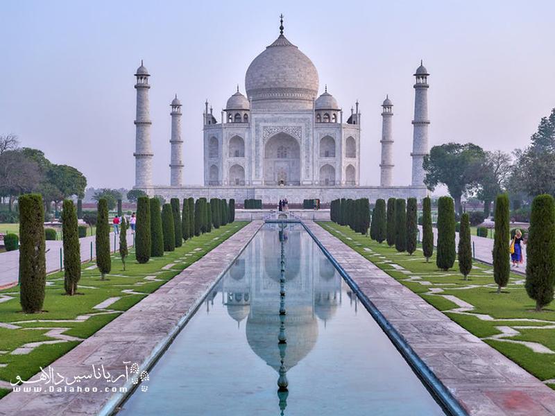 ویزای الکترونیک هند برای کسانی است که با هدف گردشگری وارد هند میشوند.
