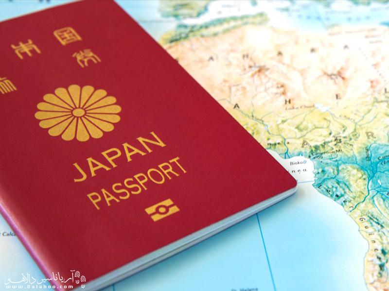 ویزای ژاپن را با دالاهو بگیرید.