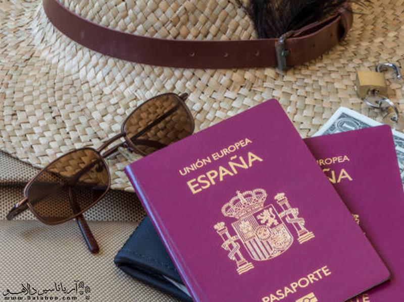 ویزای اسپانیا را با دالاهو بگیرید.