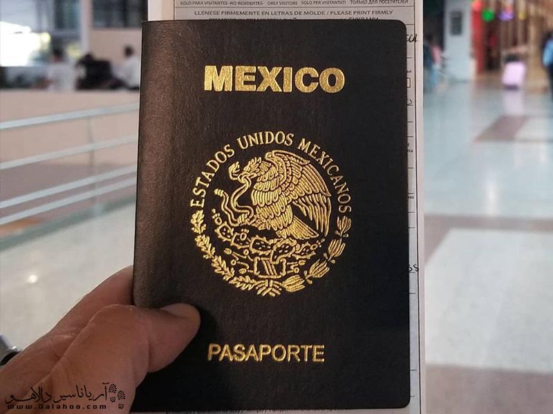 ویزای مکزیک رابا دالاهو بگیرید.