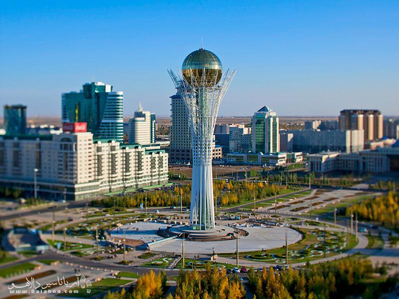 برای سفر به قزاقستان به ویزای این کشور نیاز دارید.