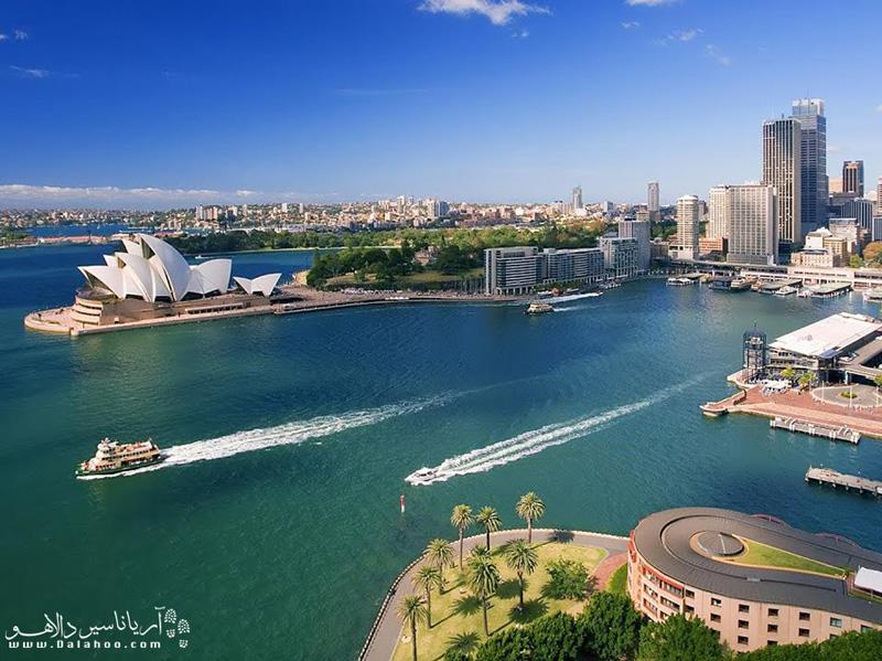 برای سفر به این قاره سرسبز، به ویزای استرالیا نیاز دارید.