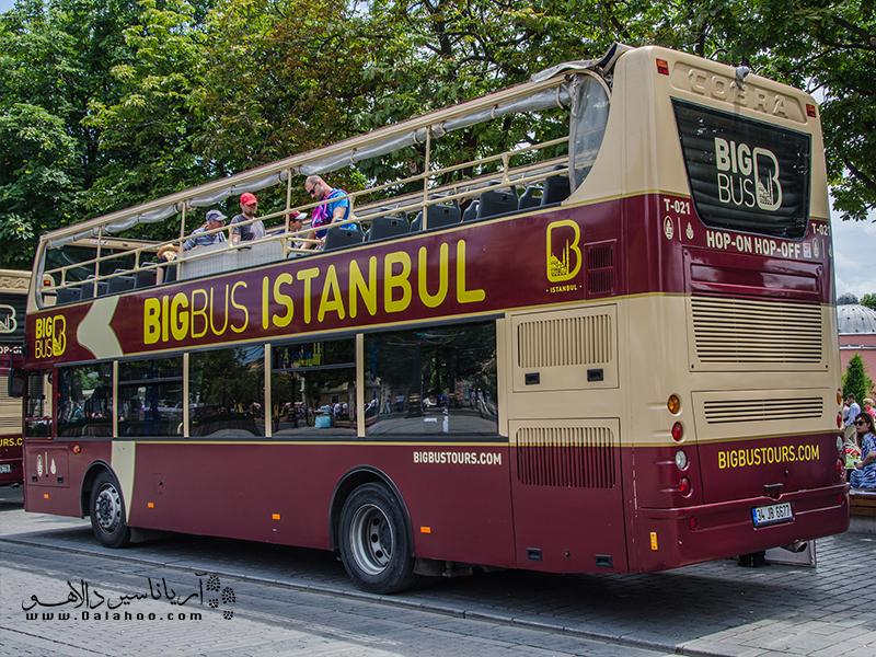 اگر میخواهید بگویید، ایستگاه اتوبوس کجاست؟ کافیست بگویید: