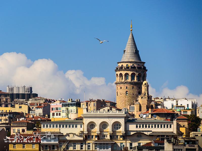 گالاتا نمادی برای شهر استانبول شده است.