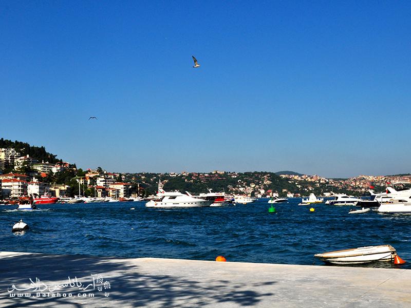 محله ببک یکی از معروفترین و البته گرانقیمتترین محلههای استانبول است.