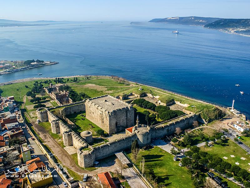 تروی شهری باستانی با قدمتی 4000 ساله یکی از معروفترین سایتهای باستان شناسی در جهان است.