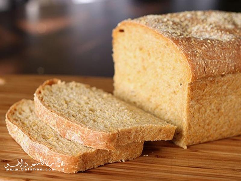 نان خوردن در آلمان.