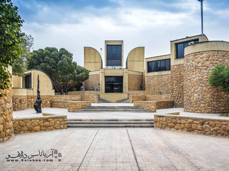 موزه هنرهای معاصر تهران.