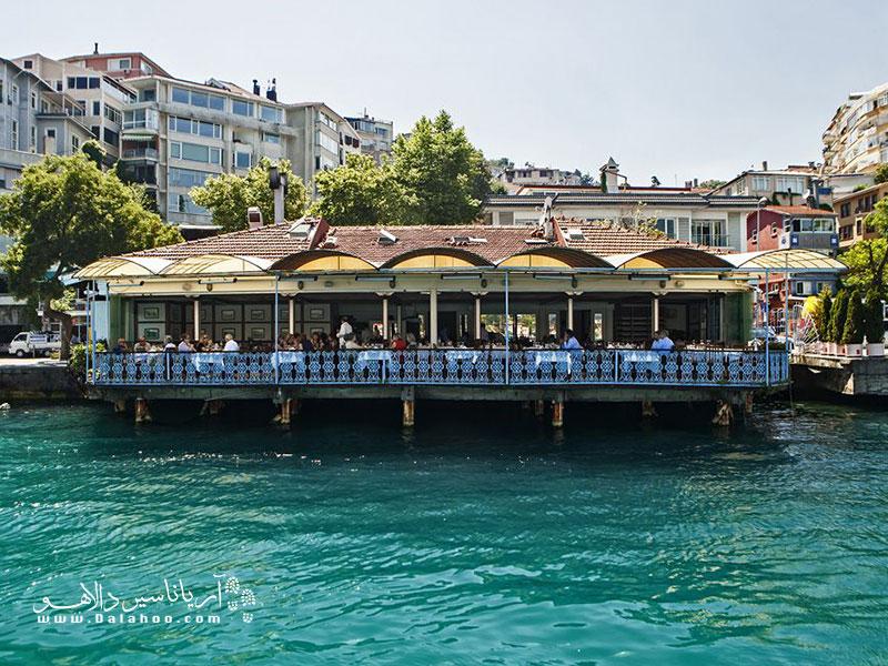 اگر طرفدار غذاهای دریایی هستید بدانید که رستوران روملی انتخاب بسیار مناسبی است.