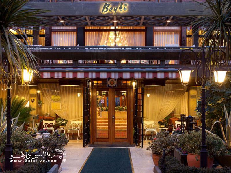 رستوران بیتی مدعی است که بهترین شیوه پخت را برای استیک و غذاهای گوشتی در ترکیه دارد.