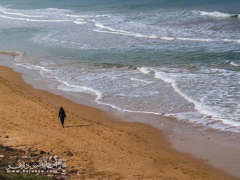 مناظر زیبای ساحل کیلیوس.