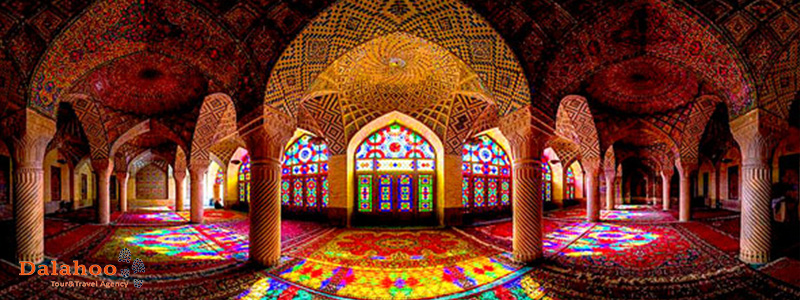 light reflection in Nasir ol Mulk what is make youre trip unforgettable