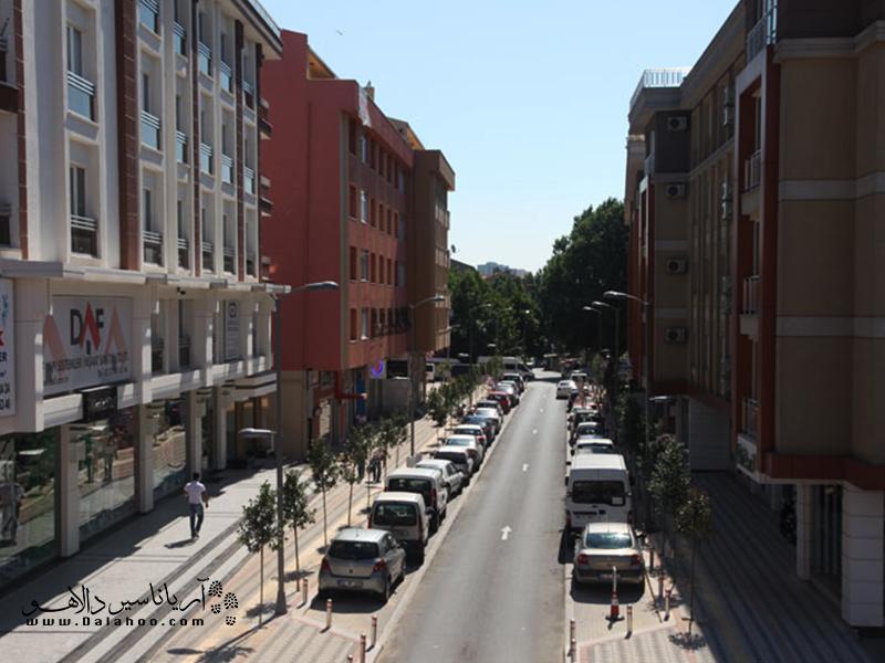خیابان مرتر در استانبول بهترین جا برای خرید عمده اجناس ترک است.