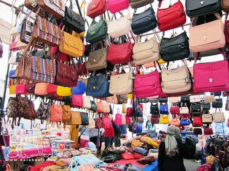 در شنبه بازار باکرکوی هرآنچه بخواهید به فروش میرسد.