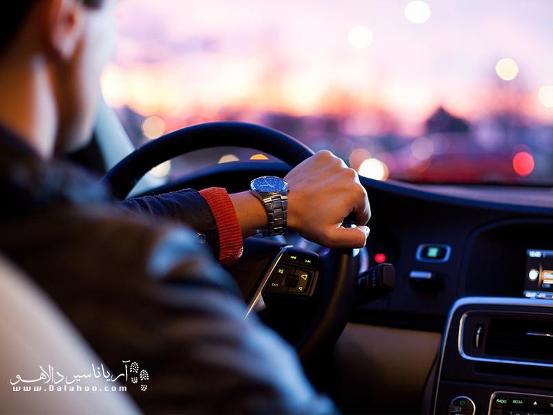 برای رانندگی در ترکیه با گواهینامه بینالملل، صاحب ماشین نیز باید کنارتان باشد.