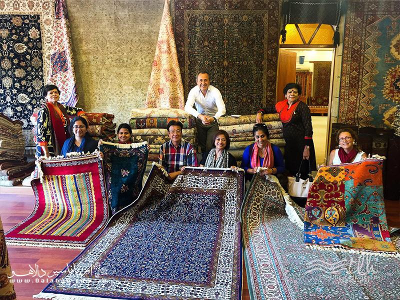 اگر از ترکیه فرش خریدید، حواستان به قوانین خروج آن باشد.