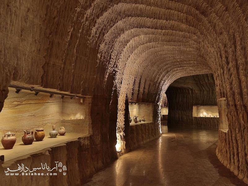 موزه گورای جاذبه دیگری است که در زیر زمین قرار دارد.
