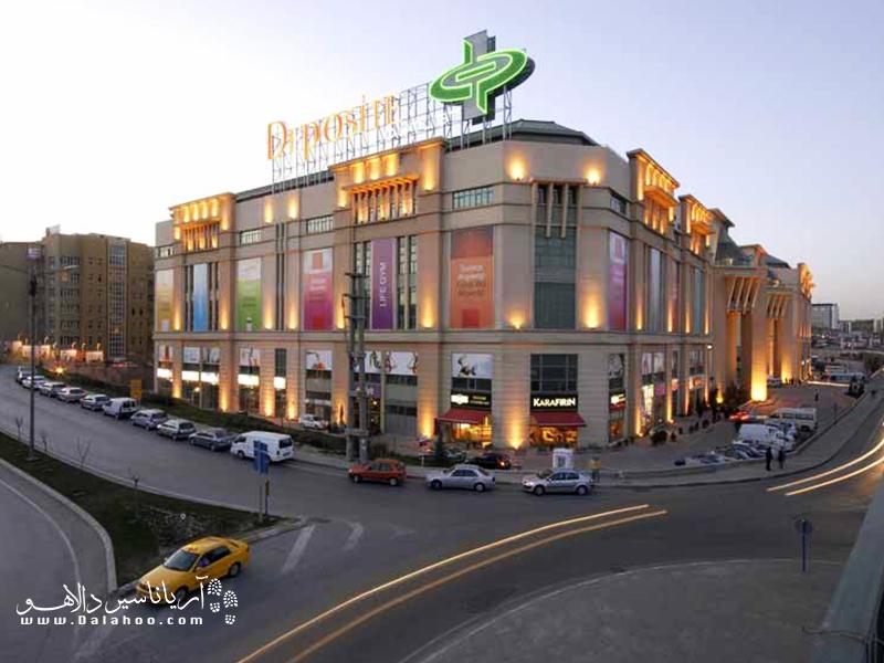 در مرکز خرید دیپوسایت انواع برندهای معروف جهانی را با قیمتی مناسب میتوانید تهیه کنید.