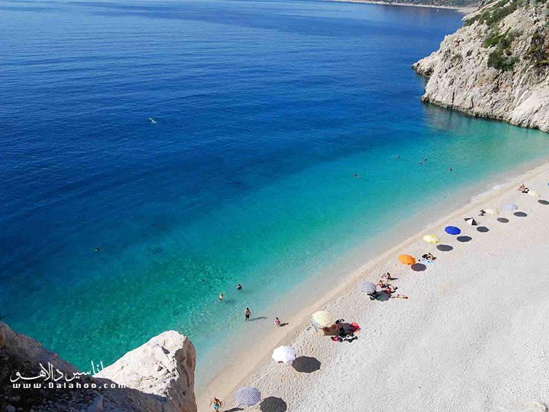 یکی از سواحل جذاب ترکیه که در جنوب غربی ترکیه قرار دارد ساحل جزیره پاتاراست.