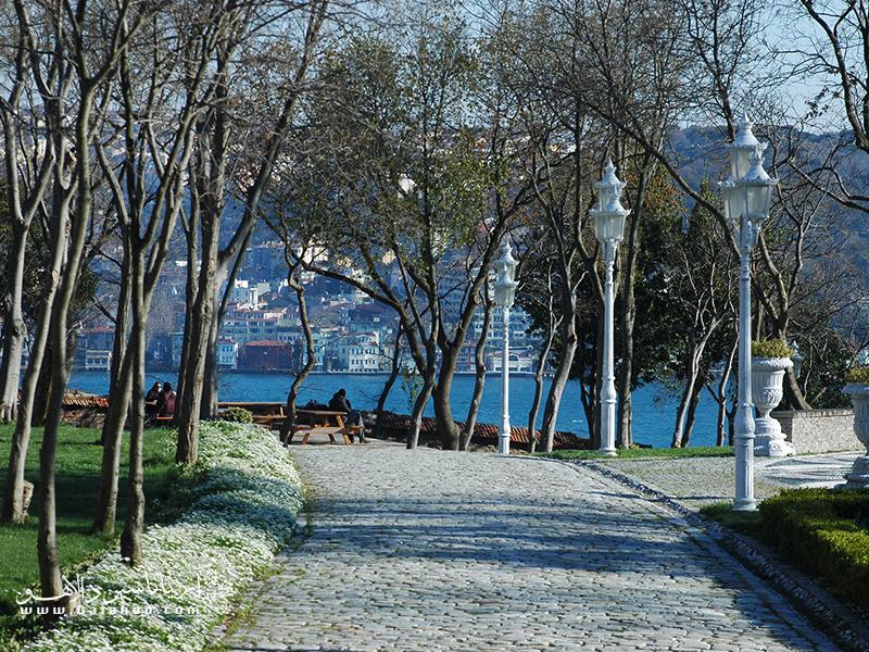 قدم زدن در پارک ییلدیز به یاد ماندنی است.