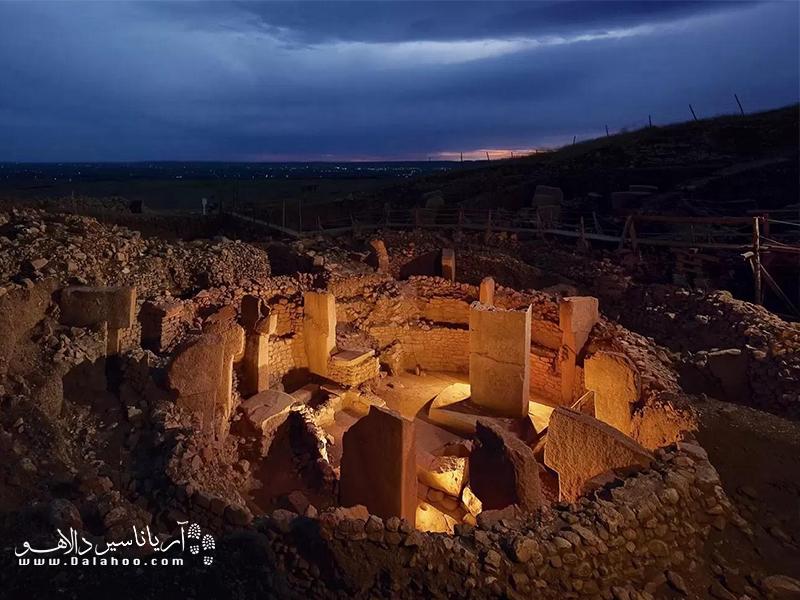 کاربرد این بناهای تاریخی احتمالا مذهبی و جادویی بوده است.