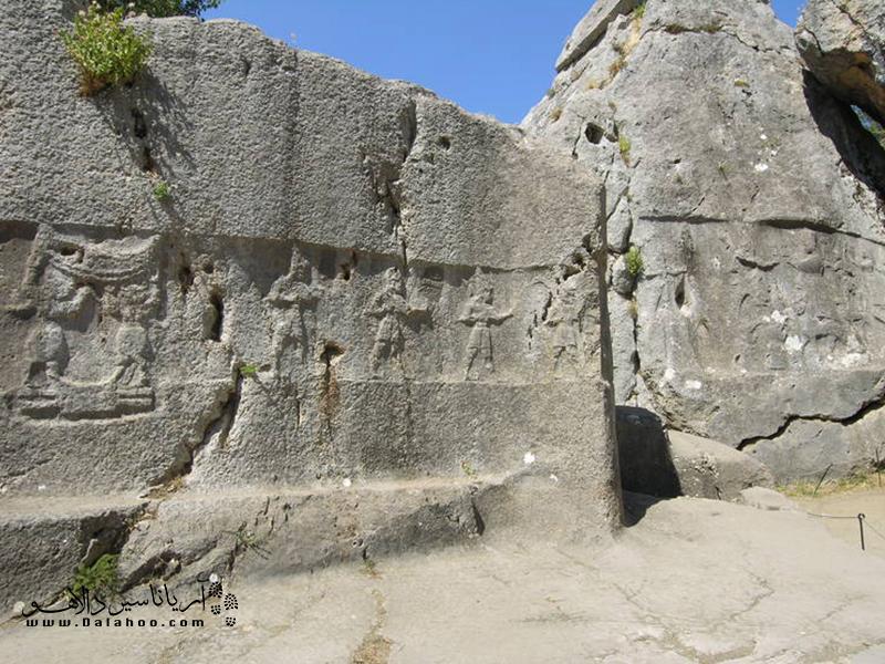 خاتوشا یکی از آثار باستانی ترکیه است که در سال ۱۹۸۶ در فهرست میراث جهانی یونسکو به ثبت رسید.