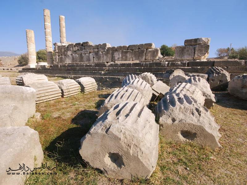 زانث مرکز لیکیا، تمدن عصر برنز در جنوب ترکیه، بوده است.