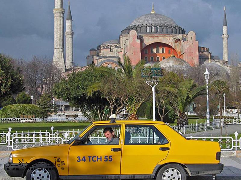 در استانبول نرخ پایهای برای تاکسیها وجود داردکه هر 400 متر به این نرخ اضافه میشود.