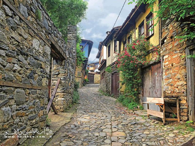 روستای جوکالی بازنمودی از فرهنگ، آداب و رسوم و هنر عثمانی است.