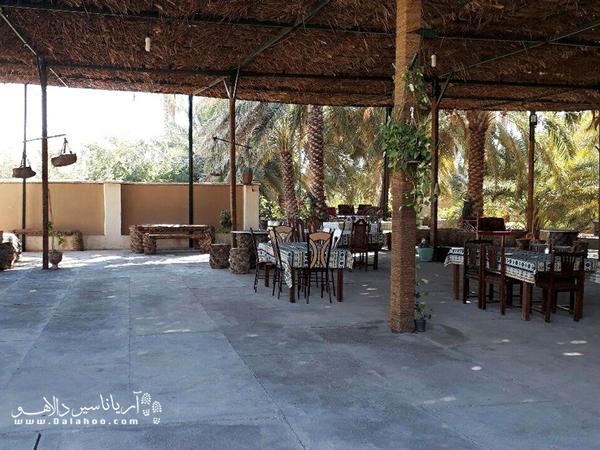 اقامتگاه بومگردی نبکا در شهداد کرمان قرار گرفته است.