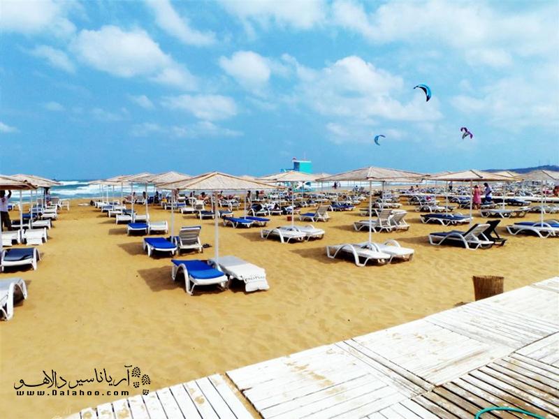 ساحل سوما در کرانه دریای سیاه تقریبا هر سلیقهای را جذب خود خواهد کرد.