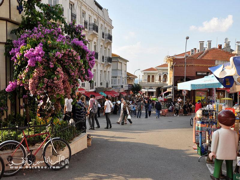 ذراندن روزهای سفر در بهشت کوچک استانبول قطعا برای شما و خانواده عزیزتان لذت بخش خواهد بود.