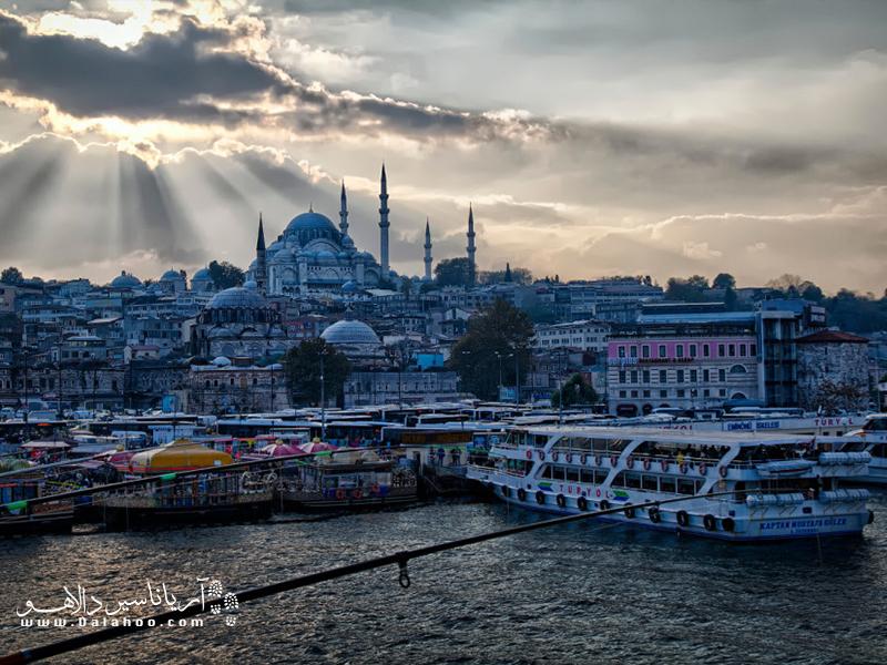 شما میتوانید خریداری بلیط کشتی از استانبول به بیوک آدا را به خدمات گشت واگذار کنید.