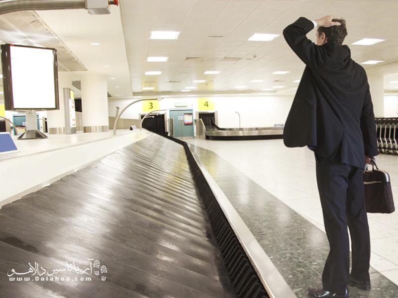 شاید باورکردنی نباشد؛ اما میلیونها چمدان تحویل داده شده در جریان ترانزیت، یا گم میشوند و یا آسیب میبیند.