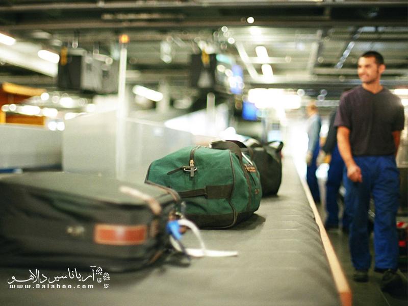 اگر چمدان شما، و نه محتوای آن، آسیب ببیند میتوانید بر دریافت هزینه تعمیر یا دریافتِ یک کیف جایگزین مصر باشید.