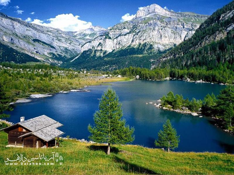 عکس های زیبا از کشور سوئیس