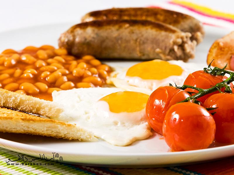 وعد صبحانه را جدی بگیرید.