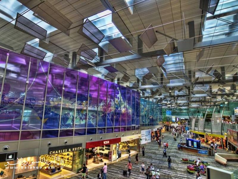 مراکز خرید سنگاپور.