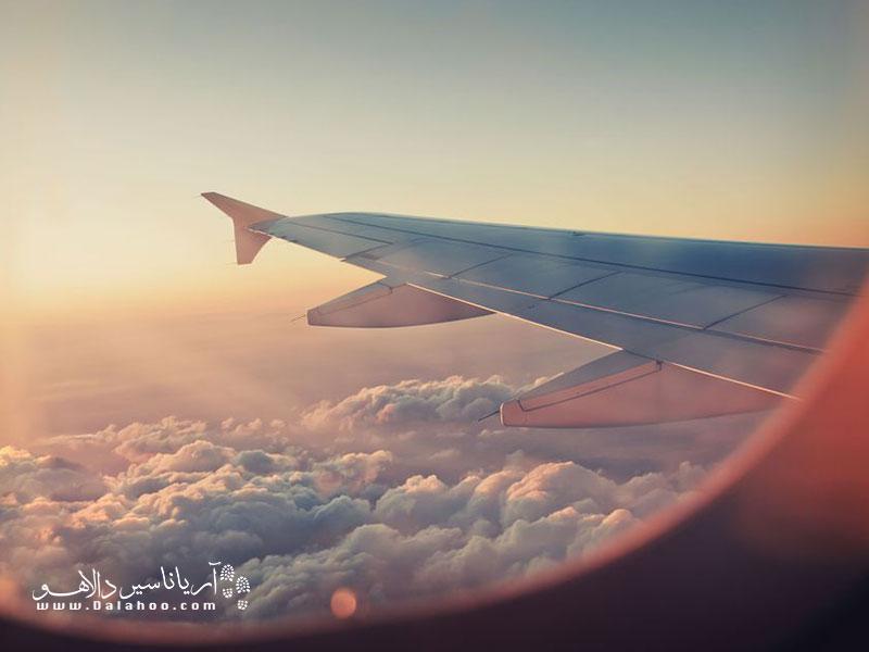 از آنجا که ترکیه یکی از مقاصد محبوب در میان ایرانیان است، روزانه پروازهای متعددی از خاکهای ایران به این کشور بر میخیزد.